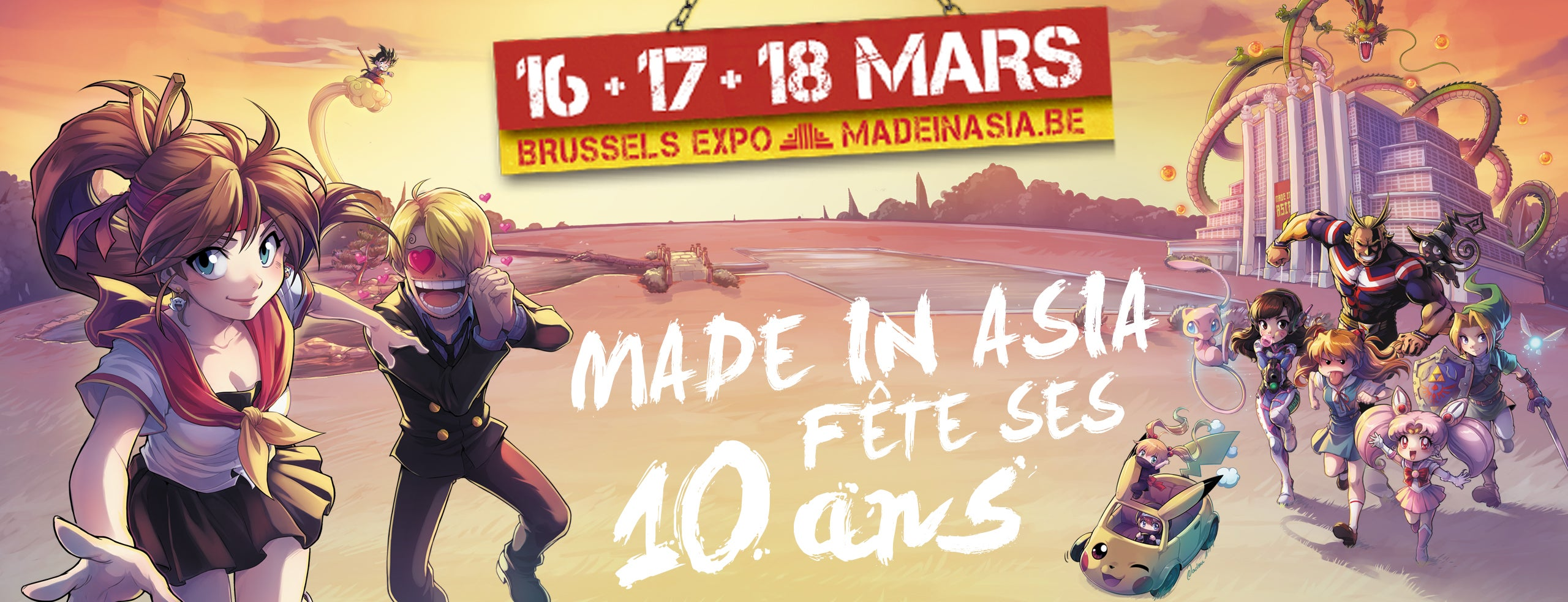 Welcome to brussels expo for Salon made in asia